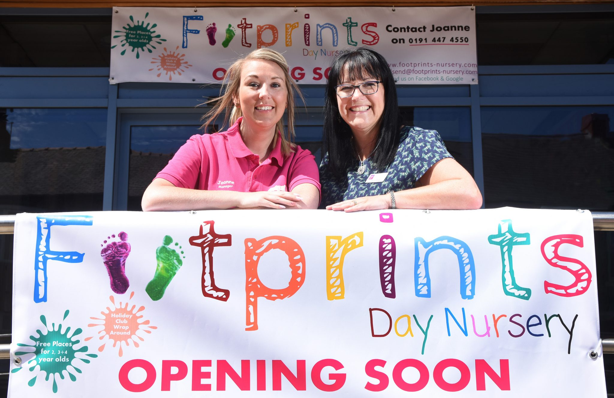 Footprints Nursery Expands